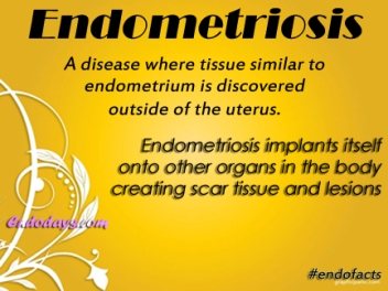 endometriosis meaning